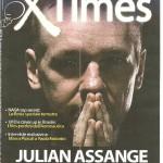 Copertina X Times