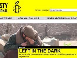 """Afghanistan, Amnesty: """"Nessuna giustizia per migliaia di vittime civili di Usa e Nato"""""""