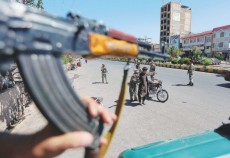 Armi e potere –   un ceck point a Herat